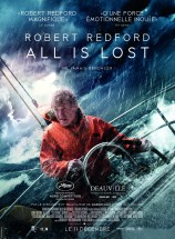 « Seul en mer ». États-Unis. 2013. Drame de J.C. Chandor avec Robert Redford. (105 minutes).