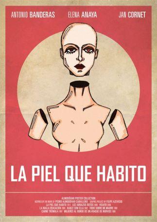 « La piel que habito ». Espagne. 2011. Thriller dramatique de Pedro Almodovar avec Antonio Banderas, Elena Anaya et Marisa Paredes. (117 minutes)
