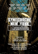 Synecdoche, New York. États-Unis, 2008. Comédie dramatique de Charlie Kaufman avec Philip Seymour Hoffman, Samantha Morton et Michelle Williams (124 minutes).