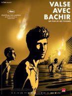 Valse avec Bachir. Allemagne-France-Israël, 2008. Film d'animation d'Ari Faulman (90 minutes).