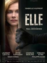 Elle. France, 2016. Comédie dramatique de Paul Verhoeven avec Isabelle Huppert, Anne Consigny, Charles Berling (131 minutes).