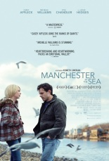Manchester by the sea. États-Unis, 2016. Drame psychologique de Kenneth Lonergan avec Casey Affleck, Michelle Williams, Lucas Hedges, Kyle Chandler (135 minutes).