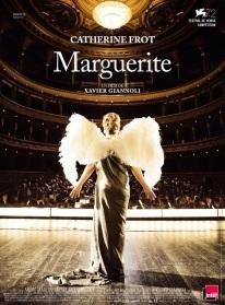 Marguerite. France, 2015. Comédie dramatique de Xavier Giannoli avec Catherine Frot, André Marcon, Denis M'Punga (129 minutes).