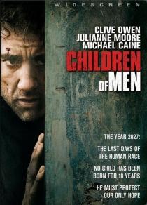 Les fils de l'homme. Grande-Bretagne, États-Unis, 2006. Drame d'anticipation d'Alfonso Cuaron avec Clive Owen, Julianne Moore et Michael Caine (109 minutes).