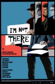 I'm not there: Les vies de Bob Dylan. États-Unis, 2007. Chronique musicale de Todd Haynes avec Christian Bale, Cate Blanchett et Richard Gere (136 minutes).