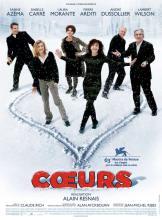 Coeurs. Italie, France, 2007. Comédie dramatique d'Alain Resnais avec Sabine Azéma, Pierre Arditi et Isabelle Carré (126 minutes).