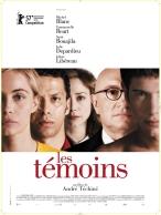 Les témoins. France, 2007. Drame de moeurs d'André Téchiné avec Michel Blanc, Emmanuelle Beart et Julie Depardieu (110 minutes).