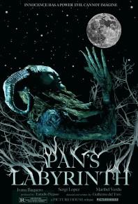 Le labyrinthe de Pan. Espagne, États-Unis, Mexique, 2006. Drame fantastique de Guillermo Del Toro avec Ivana Baquero, Doug Jones et Sergi Lopez (112 minutes).