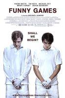 Funny games. États-Unis, 2008. Drame psychopathologique de Michael Haneke avec Naomi Watts, Tim Roth et Michael Pitt (111 minutes).