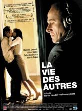 La vie des autres. Allemagne, 2006. Drame de Florian Henckel von Donnersmarck avec Marina Gedeck, Ulrich Mühe et Sebastian Koch (137 minutes).