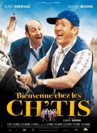 Bienvenue chez les ch'tis. France, 2008. Comédie de Dany Boon avec Kad Merad, Dany Boon et Zoé Félix (106 minutes).
