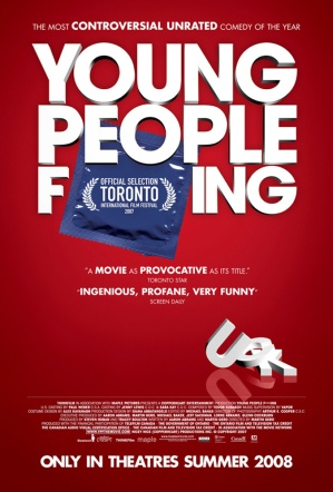 Jeunes adultes qui baisent. Canada, 2007. Comédie de moeurs de Martin Gero avec Aaron Abrams, Diora Baird et Sonja Bennett (90 minutes).
