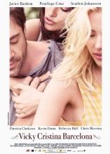 Vicky Cristina Barcelona. Espagne, États-Unis, 2008. Comédie sentimentale de Woody Allen avec Scarlett Johansson, Penélope Cruz et Javier Bardem (97 minutes).