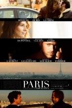 Paris. France, 2007. Comédie dramatique de Cedric Klapisch avec Romain Duris, Juliette Binoche et Fabrice Luchini (130 minutes).