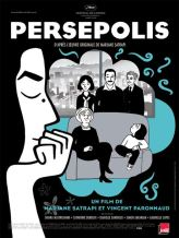 Persepolis. Iran, 2007. Animation de Marjane Satrapi et Vincent Paronnaud (95 minutes).