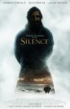 Silence. États-Unis, 2016. Drame historique de Martin Scorsese avec Andrew Garfield, Adam Driver, Liam Neeson et Yosuke Kubosuka (161 minutes).