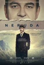 Neruda. Chili, 2016. Drame biographique de Pablo Larrain avec Gael Garcia Bernal, Luis Gnecco et Mercedes Moran (108 minutes).