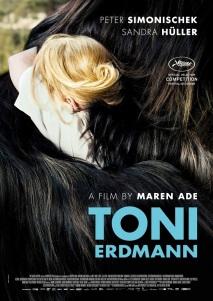 Toni Erdmann. Allemagne, 2016. Comédie dramatique de Maren Ade avec Sandra Hûller, Peter Simonischek et Micheal Wittenborn (162 minutes).