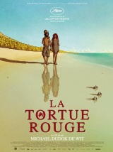 La tortue rouge. Belgique, 2016. Film d'animation de Michael Dudok de Wit (80 minutes).