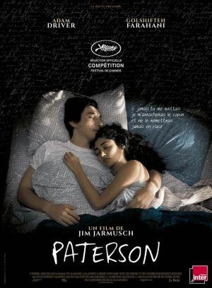 Paterson. France, Allemagne, États-Unis, 2017. Comédie dramatique de Jim Jarmusch avec Adam Driver, Golshifteh Farahani et Barry Shabaka Henley (113 minutes).