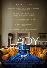 « Lady Macbeth ». Royaume-Uni. 2017. Drame de William Oldroyd avec Florence Pugh, Cosmo Jarvis et Naomi Ackie. (89 minutes)