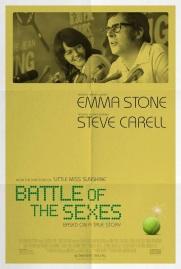 Battle of the sexes (VOSTFR). États-Unis, 2017. Drame sportif de Jonathan Dayton avec Valerie Faris, Emma Stone et Steve Carell (121 minutes).