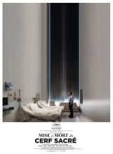 La mise à mort du cerf sacré. Grande-Bretagne, 2017. Thriller d'Yorgos Lanthimos avec Colin Farrell, Nicole Kidman et Barry Keoghan (121 minutes).