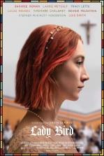 Lady Bird. États-Unis, 2017. Comédie dramatique de Greta Gerwig avec Saoirse Ronan, Laurie Metcalf et Tracy Letts (95 minutes).