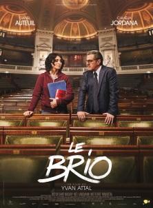 Le brio. France, 2017. Drame d'Yvan Attal avec Daniel Auteuil, Camelia Jordana et Yasin Houicha (95 minutes).