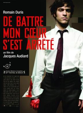 De battre mon coeur s'est arrêté. France, 2005. Drame de Jacques Audiard avec Romain Duris, Niels Arestrup et Jonathan Zaccaï (107 minutes).