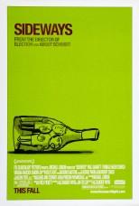 Sideways. États-Unis, 2003. Comédie d'Alexander Payne avec Paul Giamatti, Thomas Haden Church et Virginia Madsen (127 minutes).