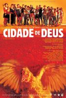 Cité de Dieu. Brésil, 2002. Drame social de Katia Lund et Fernando Meirelles avec Leandro Firmino, Phelipe Haagensen et Seu Jorge (135 minutes).