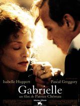 Gabrielle. Italie, Allemagne, France, 2005. Drame psychologique de Patrice Chéreau avec Isabelle Huppert, Pascal Greggory et Claudia Coli (91 minutes).