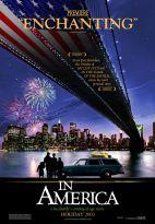 Bienvenue en Amérique. Irlande, Grande-Bretagne, 2003. Comédie dramatique de Jim Sheridan avec Samantha Morton, Paddy Considine et Djimon Hounsou (101 minutes).