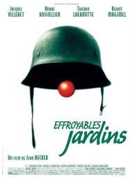 Effroyables jardins. France, 2003. Comédie dramatique de Jean Becker avec André Dussollier, Thierry Lhermitte et Jacques Villeret (97 minutes).