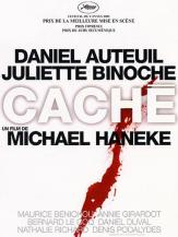 Caché. Autriche, Allemagne, Italie, France, 2005. Suspense de Michael Haneke avec Juliette Binoche, Daniel Auteuil et Maurice Bénichou (117 minutes).