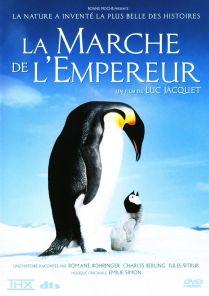 La marche de l'empereur. France, 2005. Documentaire de Luc Jacquet (86 minutes).