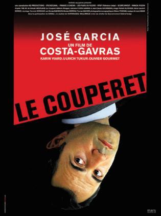 Le couperet. France, Espagne, Belgique, 2005. Comédie noire de Costa-Gavras avec José Garcia, Arnaud Viard et Geordy Monfils (123 minutes).