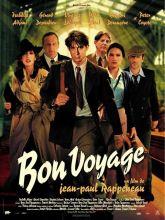 Bon voyage. France, 2003. Comédie dramatique de Jean-Paul Rappeneau avec Isabelle Adjani, Gérard Depardieu et Virginie Ledoyen (114 minutes).