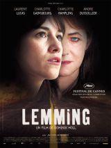 Lemming. France, 2005. Suspense psychologique de Dominik Moll avec Laurent Lucas, Charlotte Gainsbourg et Charlotte Rampling (131 minutes).