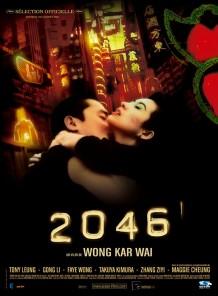 2046. France, Allemagne, Hong Kong, Chine, 2004. Drame fantastique de Wong Kar Wai avec Chiu Wai, Tony Leung et Gong Li (129 minutes).