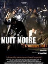 Nuit noire, 17 octobre 1961. France, 2005. Drame social d'Alain Tasma avec Jean-Michel Portal, Vahina Giocante et Jalil Naciri (108 minutes).