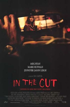 À vif. Australie, États-Unis, 2003. Suspense de Jane Campion avec Jennifer Jason Leigh, Meg Ryan et Mark Ruffalo (119 minutes).