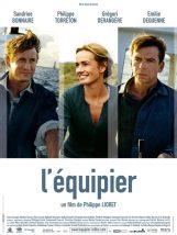 L'équipier. France, 2004. Drame sentimental de Philippe Lioret avec Sandrine Bonnaire, Philippe Torreton et Émilie Dequenne (105 minutes).