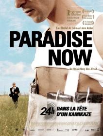 Paradise Now. France, Allemagne, Pays-Bas, Israël, 2005. Drame de Hany Abu-Assad avec Kais Nashef, Ali Suliman et Lubna Azabal (90 minutes).
