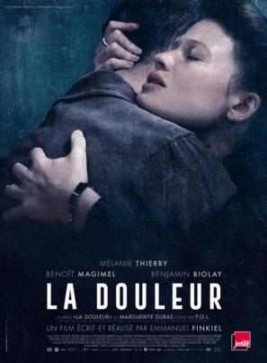 La douleur. France, 2017. Drame d'Emmanuel Finkiel avec Mélanie Thierry, Benoît Magimel et Benjamin Biolay (126 minutes).