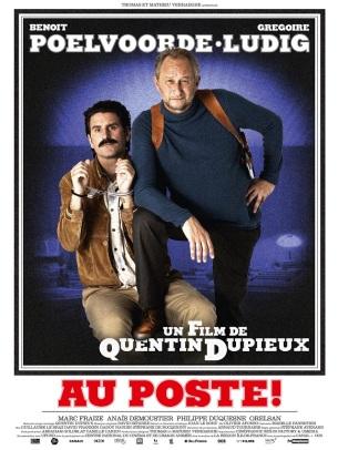 Au poste!. France, 2018. Comédie policière de Quentin Dupieux avec Grégoire Ludig, Benoît Poelvoorde et Marc Fraize (73 minutes).