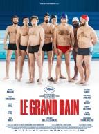 Le grand bain. France, 2018. Comédie dramatique de Gilles Lelouche avec Mathieu Amalric, Guillaume Canet et Benoît Poelvoorde (122 minutes).