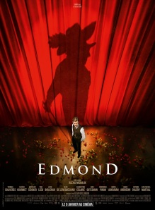 Edmond. France, Belgique, 2019. Comédie d'Alexis Michalik avec Thomas Solivérès, Olivier Gourmet et Lucie Boujenah (110 minutes).