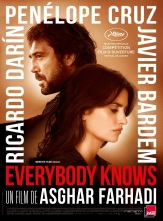 Everybody Knows (VOSTFR). Espagne, France, Italie, 2019. Drame d'Asghar Farhadi avec Penélope Cruz, Javier Bardem et Ricardo Darin (134 minutes).